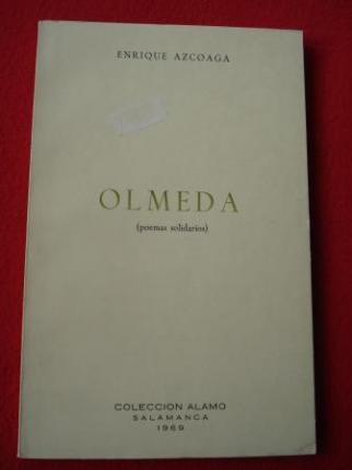 Olmeda (poemas solidarios) - Ver os detalles do produto