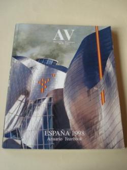 Ver os detalles de:  A & V Monografías de Arquitectura y Vivienda nº 69-70. España 1998. Anuario. Yearbook