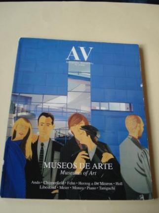A & V Monografías de Arquitectura y Vivienda nº 71. Museos de Arte. Museums of Art - Ver os detalles do produto