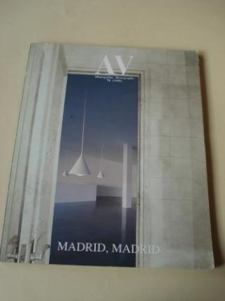 A & V Monografías de Arquitectura y Vivienda nº 74. Madrid, Madrid - Ver os detalles do produto