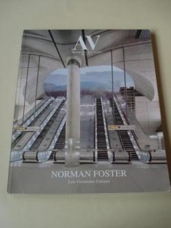 Ver os detalles de:  A & V Monografías de Arquitectura y Vivienda nº 78. Norman Foster