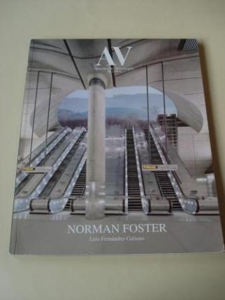 A & V Monografías de Arquitectura y Vivienda nº 78. Norman Foster - Ver os detalles do produto