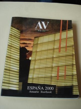 A & V Monografías de Arquitectura y Vivienda nº 81-82. España 2000. Anuario. Yearbook - Ver os detalles do produto