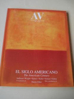 Ver os detalles de:  A & V Monografías de Arquitectura y Vivienda nº 84. El siglo americano. The American Century