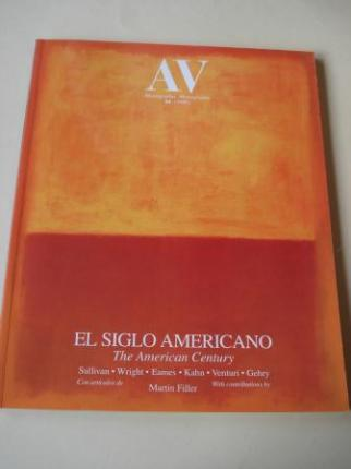 A & V Monografías de Arquitectura y Vivienda nº 84. El siglo americano. The American Century - Ver os detalles do produto