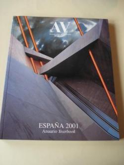 Ver os detalles de:  A & V Monografías de Arquitectura y Vivienda nº 87-88. España 2001. Anuario. Yearbook