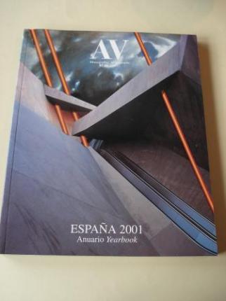 A & V Monografías de Arquitectura y Vivienda nº 87-88. España 2001. Anuario. Yearbook - Ver los detalles del producto