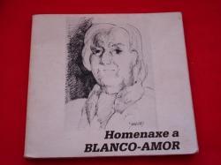 Ver os detalles de:  Homenaxe a Blanco-Amor