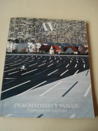 A & V Monografías de Arquitectura y Vivienda nº 91. Pragmatismo y paisaje. Pragmatism and landscape - Ver los detalles del producto
