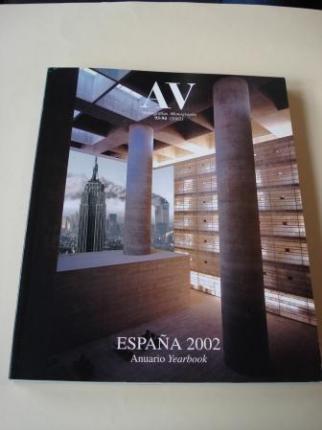 A & V Monografías de Arquitectura y Vivienda nº 93-94. España 2002. Anuariio. Yearbook - Ver os detalles do produto