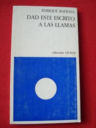 Dad este escrito a las llamas 1971-1973 - Ver os detalles do produto