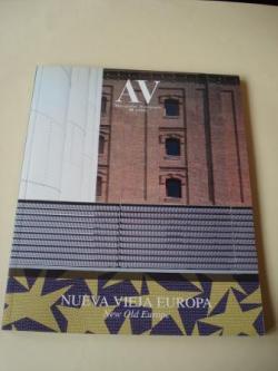 Ver os detalles de:  A & V Monografías de Arquitectura y Vivienda nº 98. Nueva vieja Europa. New Old Europe