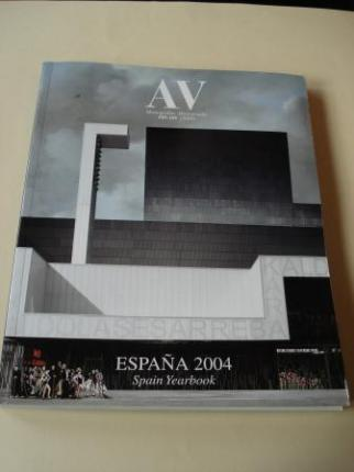 A & V Monografías de Arquitectura y Vivienda nº 105-106. España 2004. Spain Yearbook - Ver os detalles do produto