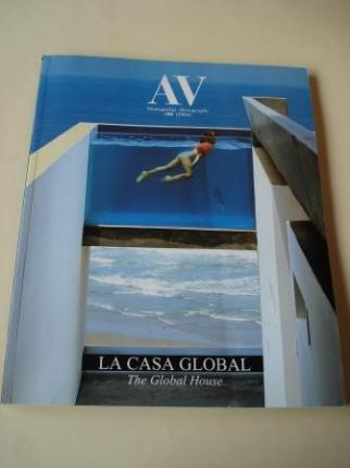 A & V Monografías de Arquitectura y Vivienda nº 108. La casa global. The Global House - Ver os detalles do produto