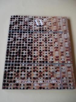 Ver os detalles de:  A & V Monografías de Arquitectura y Vivienda nº 114. Herzog & de Meuron 2000-2005