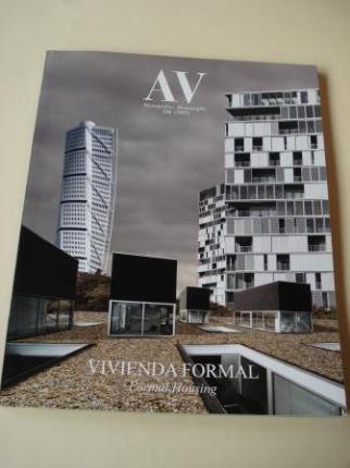 A & V Monografías de Arquitectura y Vivienda nº 116. Vivienda formal. Formal Housing - Ver os detalles do produto