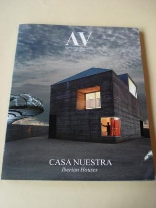 A & V Monografías de Arquitectura y Vivienda nº 120. Casa nuestra. Iberian Houses - Ver os detalles do produto