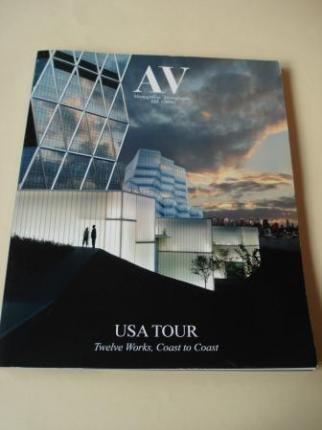 A & V Monografías de Arquitectura y Vivienda nº 122. Usa tour. Twelve Works, Coats to Coats - Ver os detalles do produto