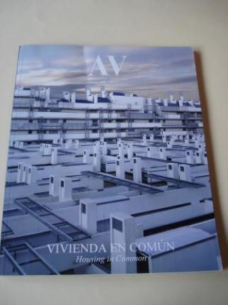 A & V Monografías de Arquitectura y Vivienda nº 126. Vivienda en común. Housing in Common - Ver os detalles do produto