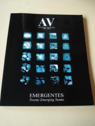 A & V Monografías de Arquitectura y Vivienda nº 128. EMERGENTES. Twenty Emerging Teams - Ver os detalles do produto