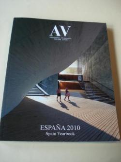 Ver os detalles de:  A & V Monografías de Arquitectura y Vivienda nº 141-142. ESPAÑA 2010. Spain Yearbook