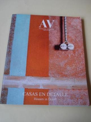 A & V Monografías de Arquitectura y Vivienda nº 145. CASAS EN DETALLE. Houses in Detail - Ver los detalles del producto