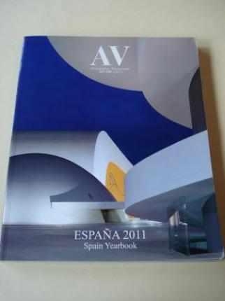 A & V Monografías de Arquitectura y Vivienda nº 147-148. ESPAÑA 2011. Spain Yearbook - Ver los detalles del producto