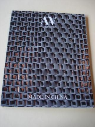 A & V Monografías de Arquitectura y Vivienda nº 150. MADE IN CHINA - Ver os detalles do produto