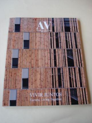 A & V Monografías de Arquitectura y Vivienda nº 156. VIVIR JUNTOS. Europe, Living Together - Ver los detalles del producto