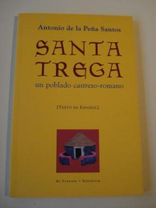 Santa Trega un poblado castrexo-romano (Texto en español) - Ver os detalles do produto