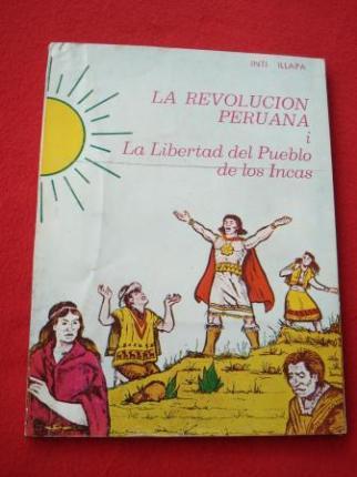 La revolución peruana i La libertad del pueblo de los Incas - Ver os detalles do produto