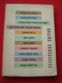 Ver os detalles de:  Antología de cuentos Premios León Felipe
