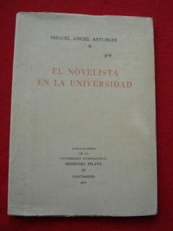 Ver os detalles de:  El novelista en la universidad