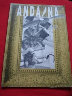 Ver os detalles de:  ANDAINA. Revista Galega de Pensamento Feminista. 2ª época. Nº 5. Abril 1993