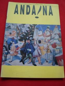 Ver os detalles de:  ANDAINA. Revista galega de Pensamento Feminista. 2ª época. Nº 7. Decembro 1993