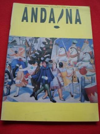 ANDAINA. Revista galega de Pensamento Feminista. 2ª época. Nº 7. Decembro 1993 - Ver os detalles do produto