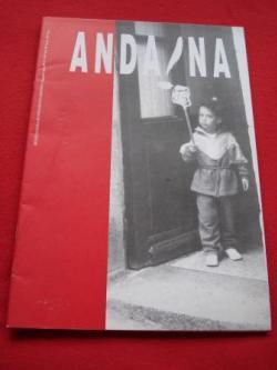 Ver os detalles de:  ANDAINA. Revista Galega de Pensamento Feminista. 2ª época. Nº 9. 1994