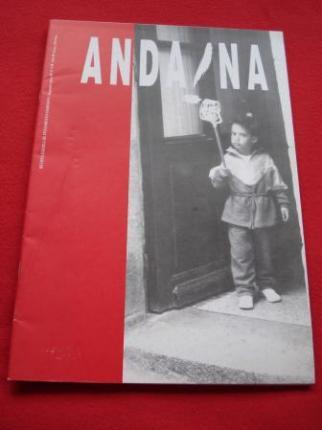 ANDAINA. Revista Galega de Pensamento Feminista. 2ª época. Nº 9. 1994 - Ver os detalles do produto