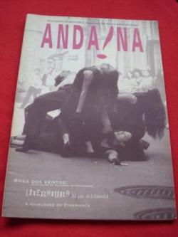 Ver os detalles de:  ANDAINA. Revista Galega de Pensamento Feminista. 2ª época. Nº 15. Xullo 1996