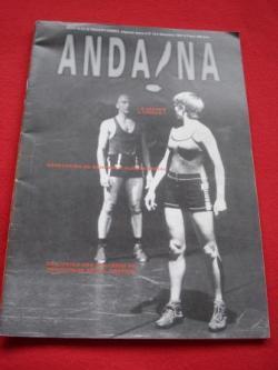 Ver os detalles de:  ANDAINA. Revista Galega de Pensamento Feminista. 2ª época. Nº 19. Decembro 1997