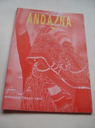 ANDAINA. Revista Galega de Pensamento Feminista. 2ª época. Nº 21 - Ver os detalles do produto