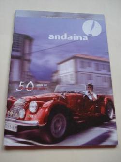 Ver os detalles de:  ANDAINA. Revista Galega de Pensamento Feminista. 2ª época. Nº 23. Verán 1999