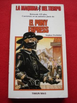 El Pony Express. La Máquina del Tiempo, nº 9 - Ver os detalles do produto