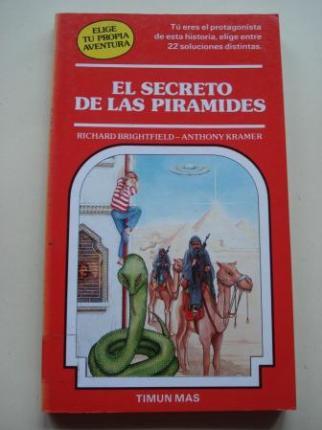 El secreto de las pirámides. Elige tu propia aventura, nº 12 - Ver os detalles do produto