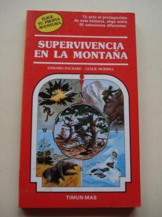 Supervivencia en la montaña. Elige tu propia aventura, nº 18 - Ver os detalles do produto