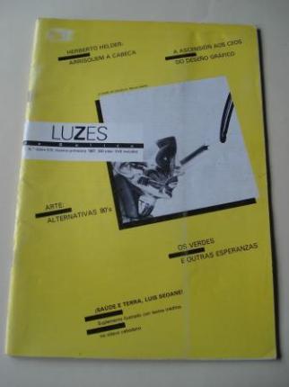 Luzes de Galiza. Nº 5/6 inverno-primavera 1987. Contén suplemento ilustrado con textos inéditos de Luis Seoane - Ver os detalles do produto