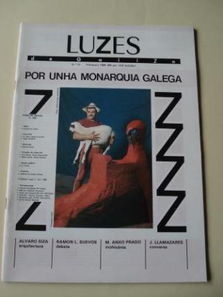 Luzes de Galiza. Nº 13 Primavera 1989 - Ver os detalles do produto
