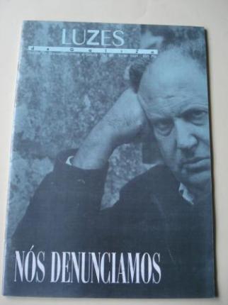 Luzes de Galiza. Revista de libertades, crítica e cultura. Nº 25 Verán 1994 - Ver os detalles do produto