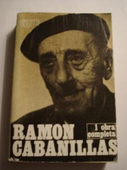 Ver os detalles de:  Ramón Cabanillas. 1 Obra completa