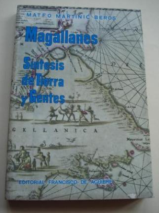 Magallanes. Síntesis de Tierra y Gentes - Ver os detalles do produto